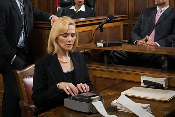 Why Court Reporters are Needed